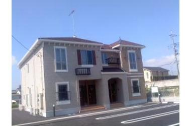 コリーヌ・ヌウボー B 2階 2LDK 賃貸アパート