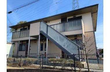 ソ・レーユ A 2階 2LDK 賃貸アパート