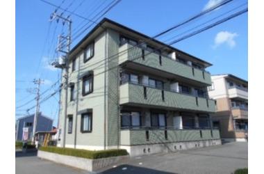 グランドゥール Ⅲ(B) 2階 2LDK 賃貸アパート