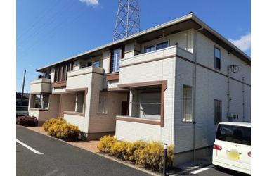 サンライズ・BANDOU 2階 2LDK 賃貸アパート