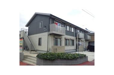 ファンハウス 2階 1LDK 賃貸アパート