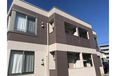 メゾンボナール M 1階 1K 賃貸アパート