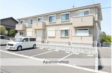 ソレイユ松ヶ丘 2階 2LDK 賃貸アパート
