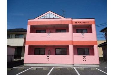 パームヒルズ 1階 1K 賃貸アパート