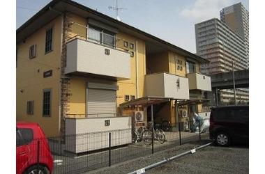 シャルムひがし野 1階 1LDK 賃貸アパート