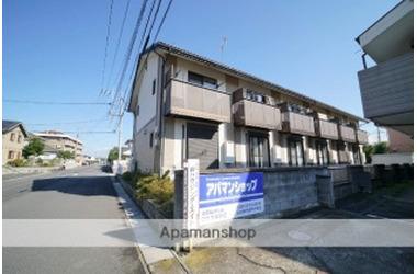 ブルームTAKYU 1階 2LDK 賃貸アパート