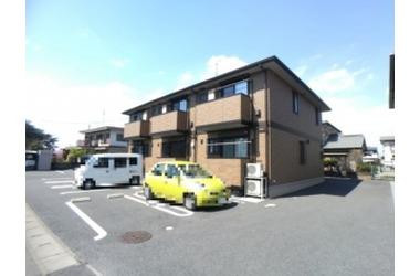 岡本 バス50分 停歩5分 2階 1LDK 賃貸アパート