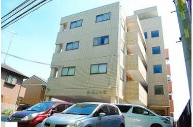 ラスリーゼ 3階 2LDK 賃貸マンション