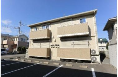 江曽島 バス10分 停歩8分 1階 1LDK 賃貸アパート