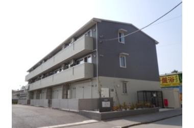 岡本 バス50分 停歩2分 2階 2LDK 賃貸アパート
