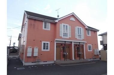メゾンサンパティークA 1階 2DK 賃貸アパート
