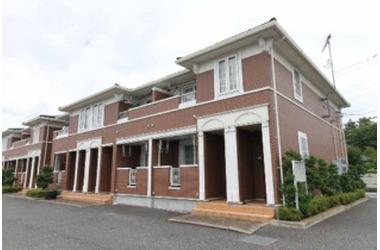 グランデ・フォレスタA 2階 2LDK 賃貸アパート