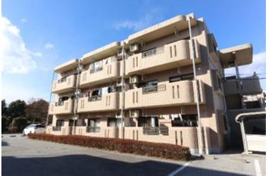 サイプレスガーデンII 2階 2LDK 賃貸マンション