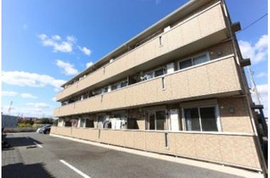岡本 バス35分 停歩25分 1階 2LDK 賃貸アパート