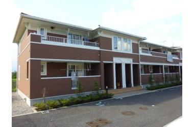 メゾン・セレノB 1階 1LDK 賃貸アパート