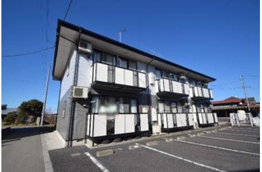 イースト・ヒルB 1階 2DK 賃貸アパート