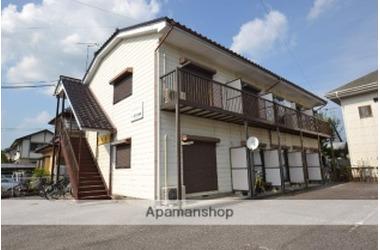 コーポ葉月 2階 1K 賃貸アパート
