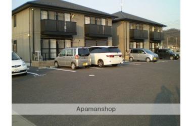 ファミールB 1階 2LDK 賃貸アパート