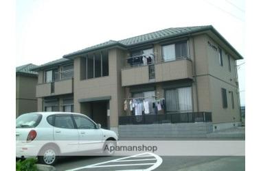 ラフォーレ福富6 A B 2階 2LDK 賃貸アパート