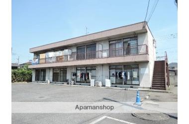 西新井メゾンエイト 2階 2DK 賃貸アパート