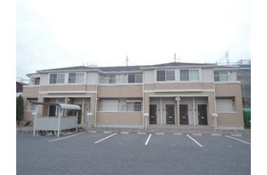 アルカディア 2階 1LDK 賃貸アパート