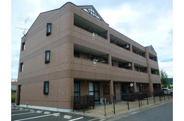 グランディールTanabe 2階 2LDK 賃貸マンション