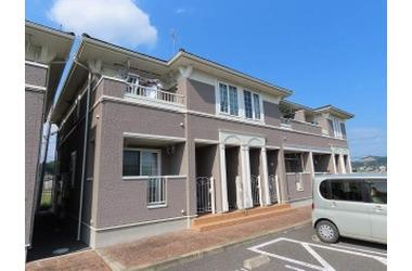 イルチングB 2階 2LDK 賃貸アパート
