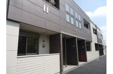 アムールガーデン 2階 1LDK 賃貸アパート