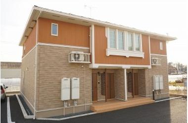 アラモード B 2階 2LDK 賃貸アパート