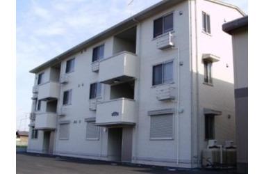 茂林寺前 徒歩13分 3階 1LDK 賃貸アパート