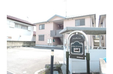 エクセレンテ・マシュー AB 2階 2LDK 賃貸アパート