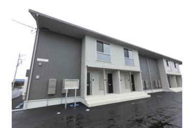 野州山辺 徒歩24分 2階 2DK 賃貸アパート