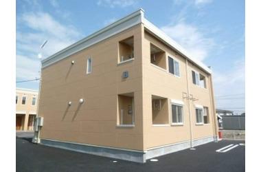 サンシャインハウスB 2階 2LDK 賃貸アパート
