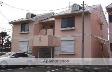 セジュールMIYA C 2階 3DK 賃貸アパート
