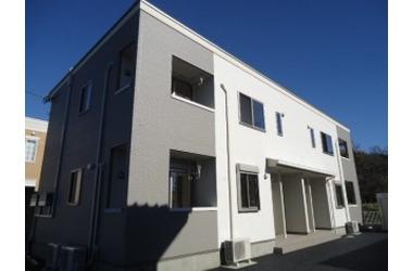 リオグランデⅡ 2階 1LDK 賃貸アパート