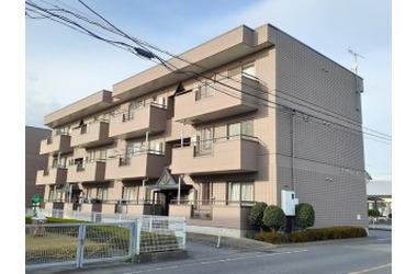 クリアヴィレッジE 3階 1LDK 賃貸マンション
