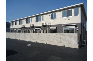 グランディール 2階 2LDK 賃貸アパート
