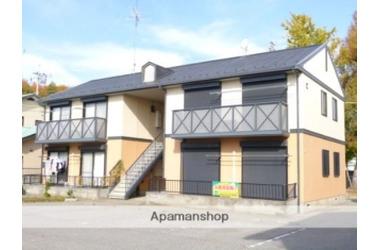 アムールオコノギ 2階 3DK 賃貸アパート
