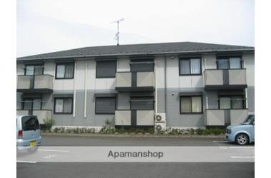パークビューテラスA 2階 2LDK 賃貸アパート