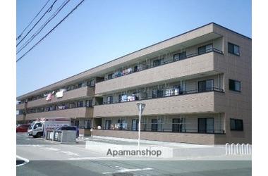 竹屋台ハウス3 1階 3LDK 賃貸マンション