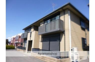 アヴニールB 2階 2LDK 賃貸アパート