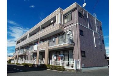 リゼ・クレスト 3階 2LDK 賃貸マンション