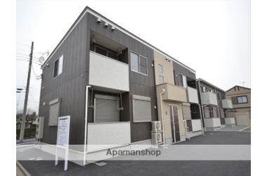 倉賀野 徒歩15分 2階 2LDK 賃貸アパート