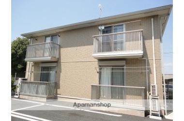 ロイヤルガーデン岡之郷B 1階 1LDK 賃貸アパート