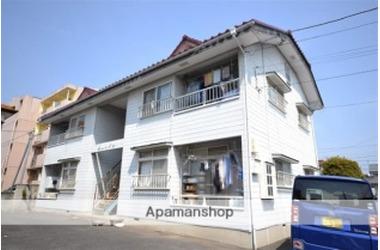 大川ハイツ2階3DK 賃貸アパート