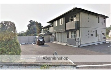 八木原 徒歩67分 2階 2LDK 賃貸アパート