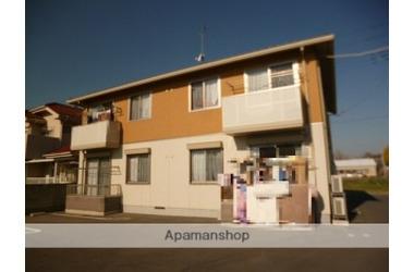 アリスAB 2階 1LDK 賃貸アパート