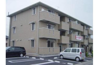 フローラM Ⅱ 3階 2LDK 賃貸アパート