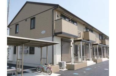 ブレシア カツラ 2階 2LDK 賃貸アパート