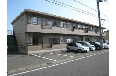 コンフレール サンパティ1階2DK 賃貸アパート